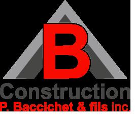 Construction P. Baccichet et Fils | Entrepreneur général | Résidentiel - Commercial - Division toiture